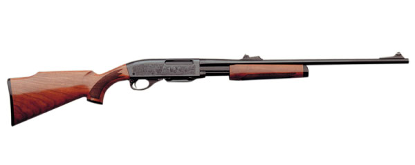 Remington 7600 pump action