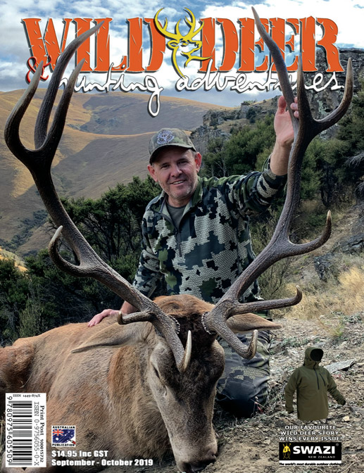 Wild Deer & Hunting Adventures Issue 79