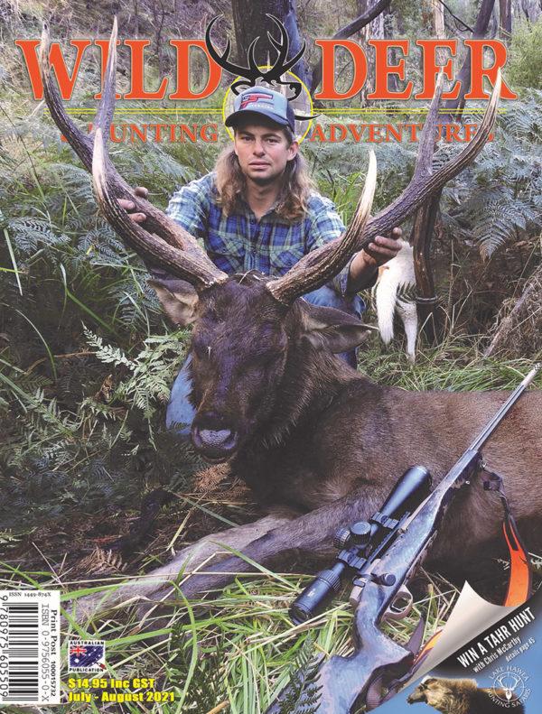 Wild Deer & Hunting Adventures - Issue 89