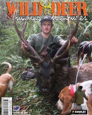 Wild Deer & Hunting Adventure Issue 78