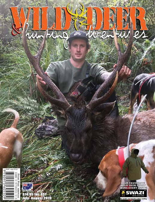 Wild Deer & Hunting Adventure Issue 78