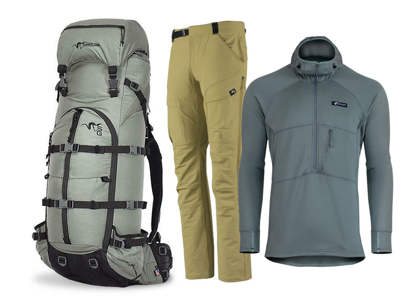 Hardcore Outdoor Backpack prize pack