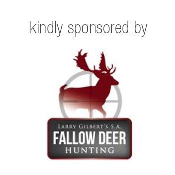 SA Larry Gilbert Fallow Deer Hunting