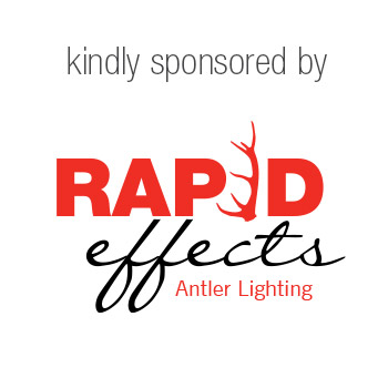Rapid Effect Antler Lighting