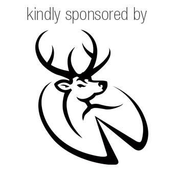 Kindly Sponsored by Wild Deer