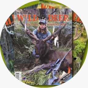 Wild Deer & Hunting Adventure Magazine