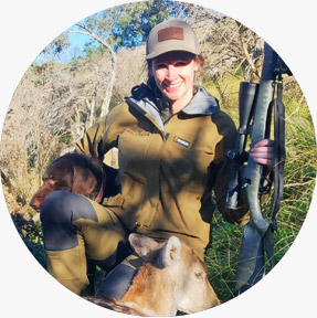 Womens hunting jumpers & jackets