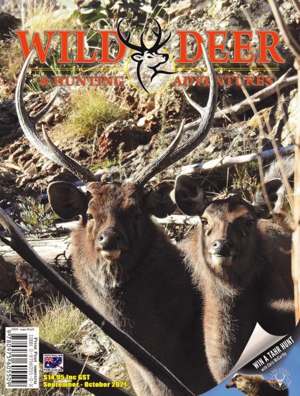Wild Deer & Hunting Adventures Issue 90